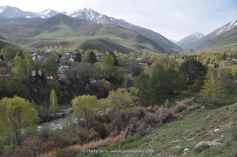 Ala Archa near Bishkek