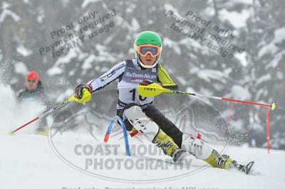 U14 Boys Slalom