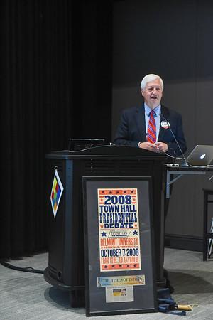 Dr. Fishers debate 2020 convo
