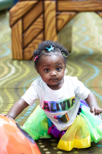 Alivia's 1st Birthday