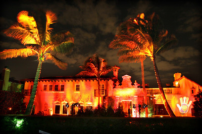 Night Building Exteriors