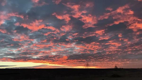 Idaho skies