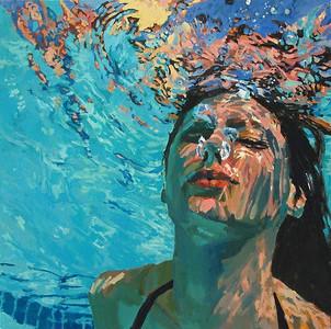 "Hyper Realistic ""paintings"""
