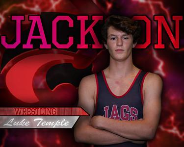 Jackson Wrestling 2020 - Graphics