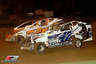 Mercer Raceway Park - 10/4/19 - Tommy Hein