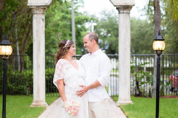 Aline + Greg Wedding