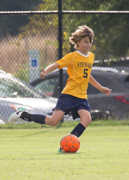 MS Gold Boys Soccer