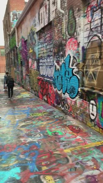 Graffiti Alley - Baltimore