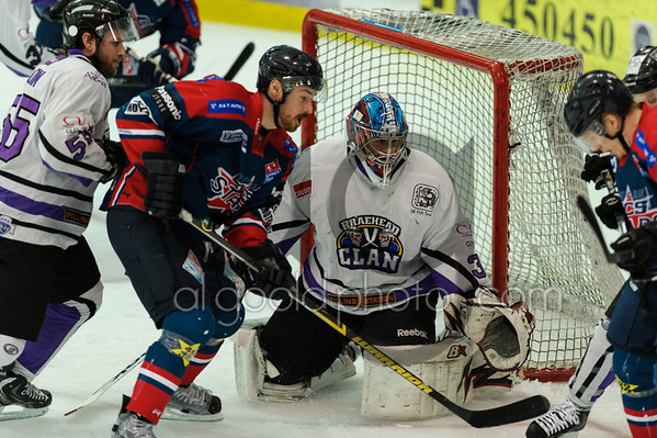 Dundee Stars v Braehead Clan 3rd March 2013