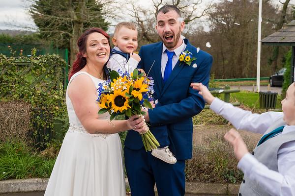 Rhi and Neil - Wedding