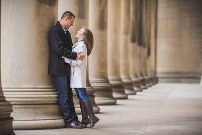 Rachel + Brian - Engagement