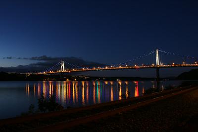 Mid Hudson Bridge 8-14-14