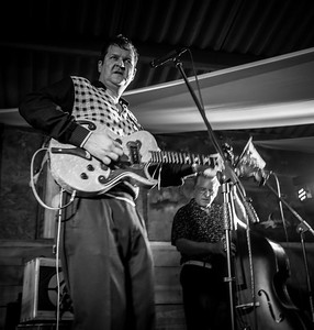 Spotlight on John Lewis & His Trio, Rockin' Round Up