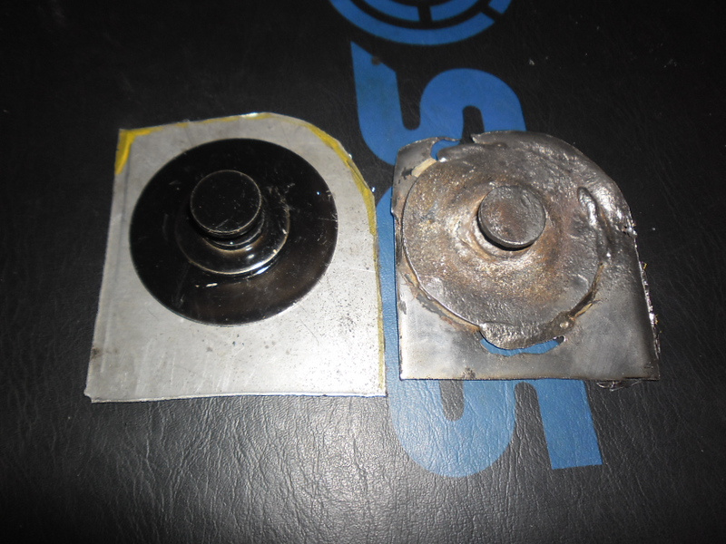 New jacking point part