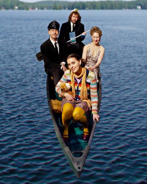 CAST - Jack Goes Boating 2012