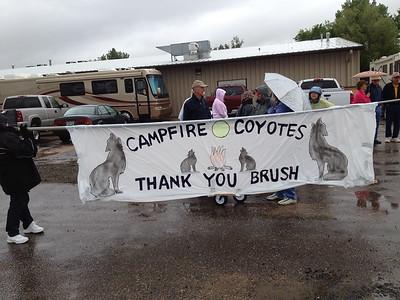 Campfire Coyotes