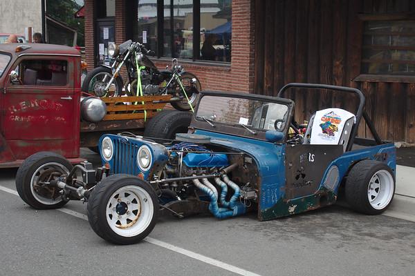 2nd Annual Darrington Car Show