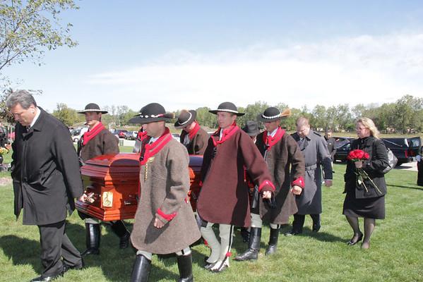 Pogrzeb Śp. Józefa Korkosza