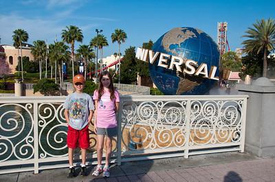 Florida Universal Studios 2011