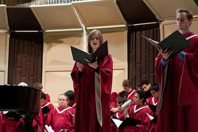 PUC Choir Elijah Concert 2010