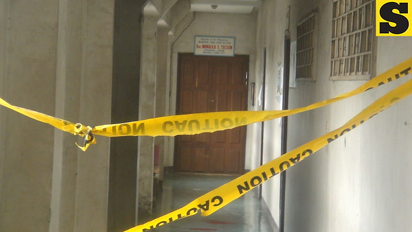 Cebu City courtroom shooting