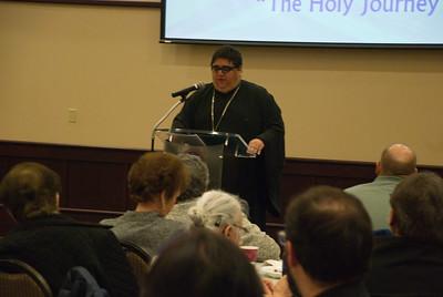 Community Life - Lenten Speaker Series - February 21, 2018