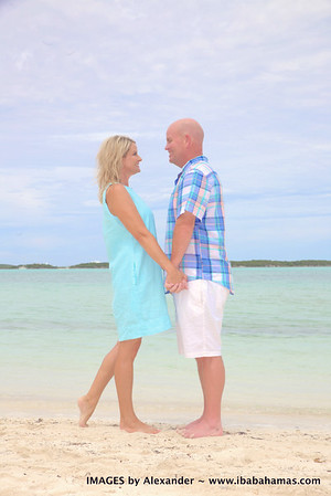 Crabtree Family | Vacation Session | Exuma , Bahamas