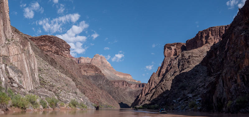 Floating the Grand Canyon