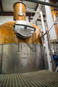 Rebecca Creek Distillery Tour