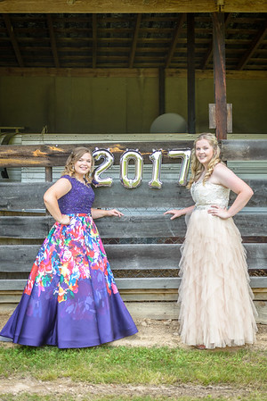 Kayla North Davidson Prom 2017