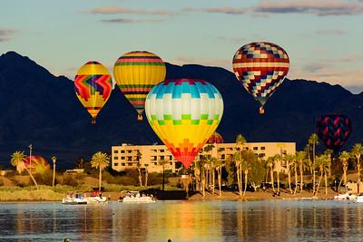 Balloon fest - 2017 Lake Havasu City