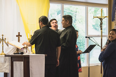 Baccalaureate Mass Spring 2018