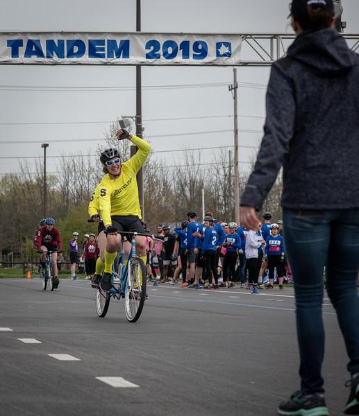 Tandem Race