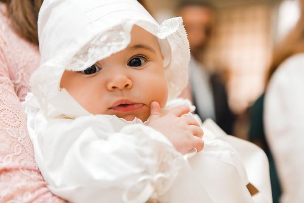 Batizado da Carlota