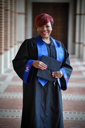 Dwana Hughes Graduation