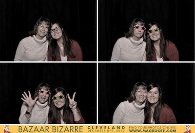 CLE 2012-12-08 Bazaar Bizarre