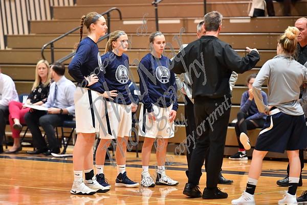 Wyomissing vs Kutztown Girls High School Varsity Basketball 2017 - 2018