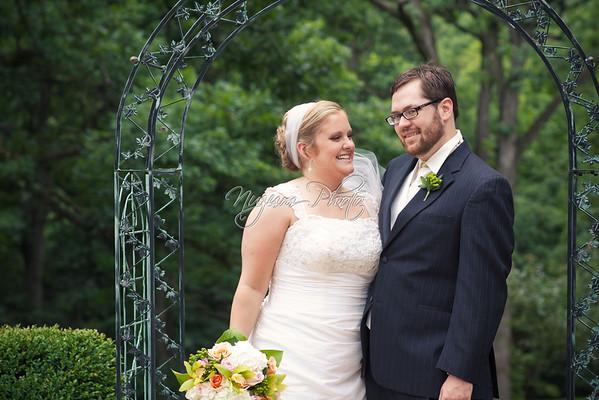 Rose Garden - Sarah and Erik