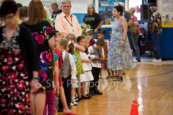 Elizabethton Early Learning Center Graduation 05-20-11