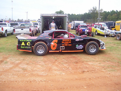 Clarys Speedway, October 18th 2008