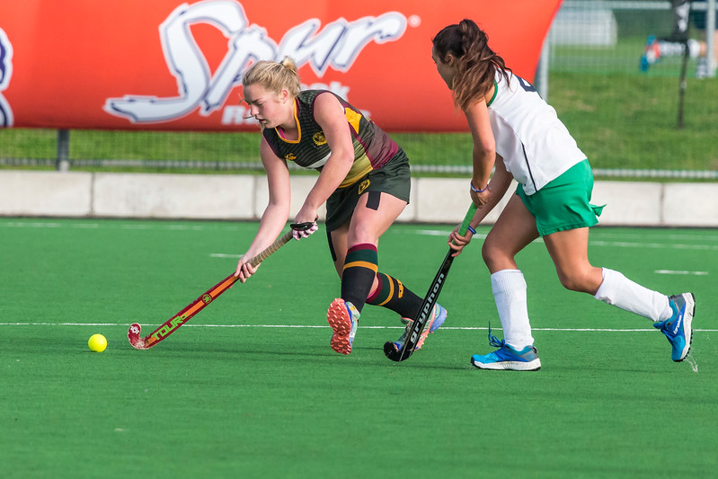 CTIHF Paarl Gym vs. Pearson Girls