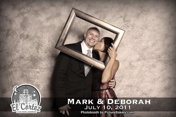 Mark & Deborah Aguila Wedding