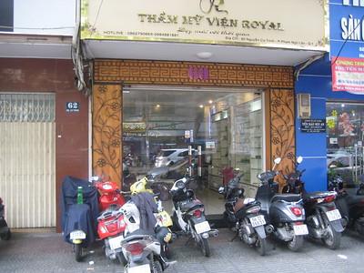 Day 40 - 24 September - Saigon - 60 Nguyen Cu Trinh