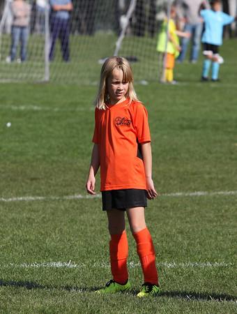 Kate Soccer - 10.5.13
