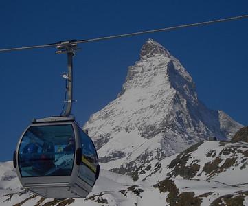 Zermatt Off-Piste Skiing