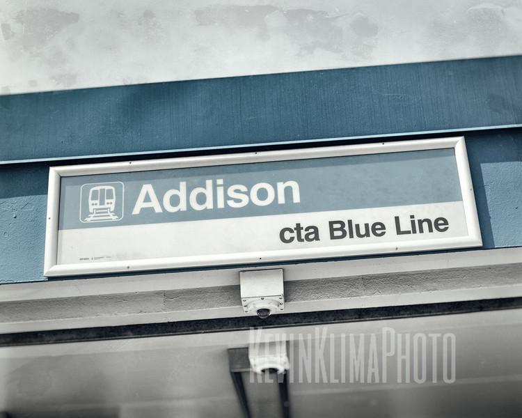 Addison - CTA Blue Line