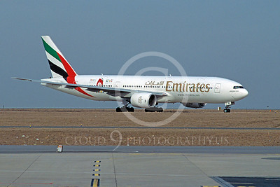 Emirates Airline Boeing 777 Airliner Pictures