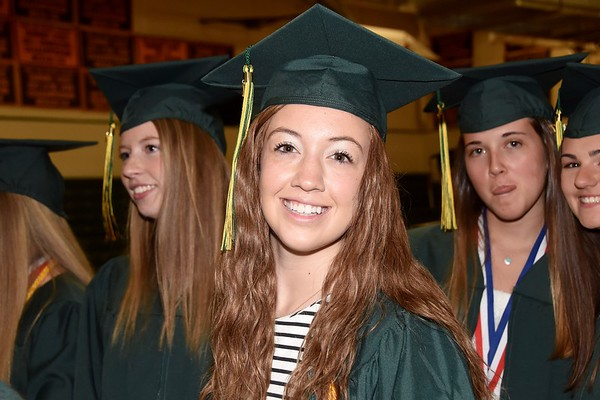 2017 BBA Commencement I photos by Gary Baker