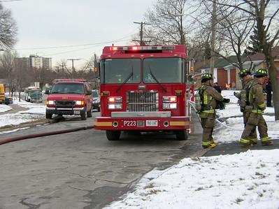 December 24, 2010 - 2nd Alarm - 61 Citadel Dr.
