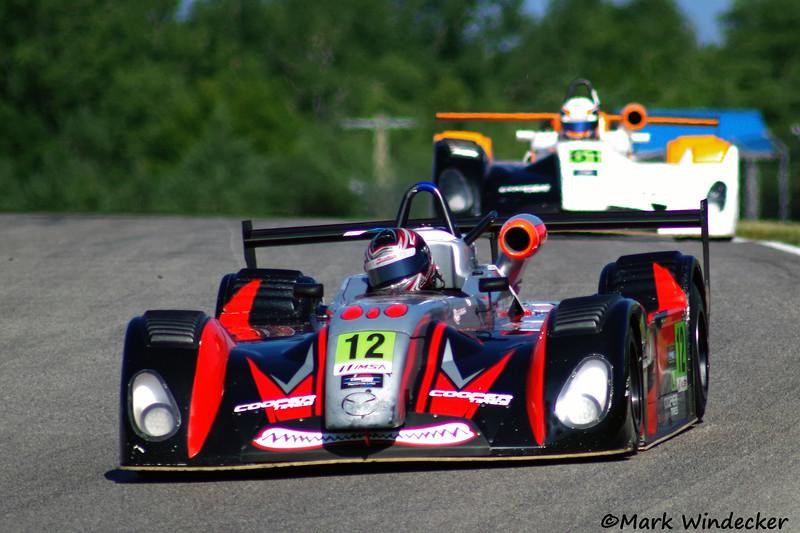 7th Tony Bullock ONE Motorsports